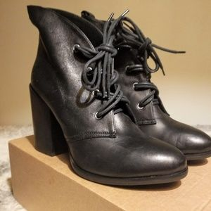 Rudsak Leather lace up boots